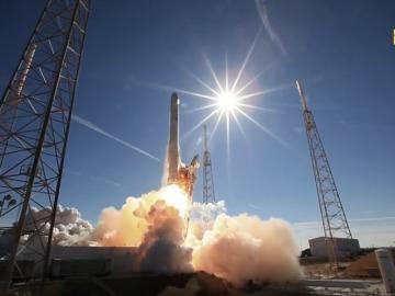 'Marte', la mayor aventura de la humanidad llega a Mega