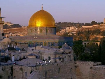 Jerusalen es un polvorín de tensiones religiosas