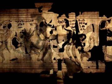 El papiro erótico de Turín, una de las primeras revistas porno