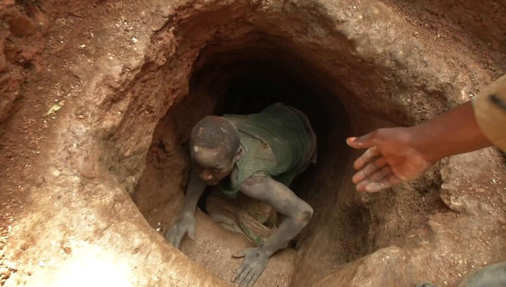 En Tierra Hostil en El Congo