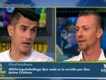 Bichitos sobre Neymar