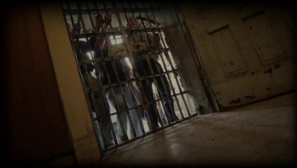 Frame 111.464049 de: ¿Qué necesitará el fantasma que habita en la cárcel de Ohio?
