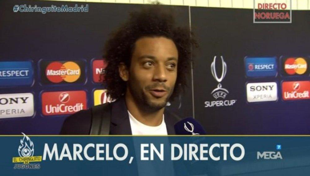 Entrevista Marcelo