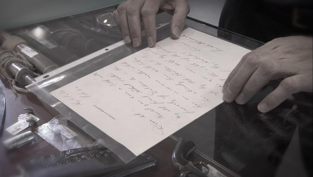 Carta Roosvelt
