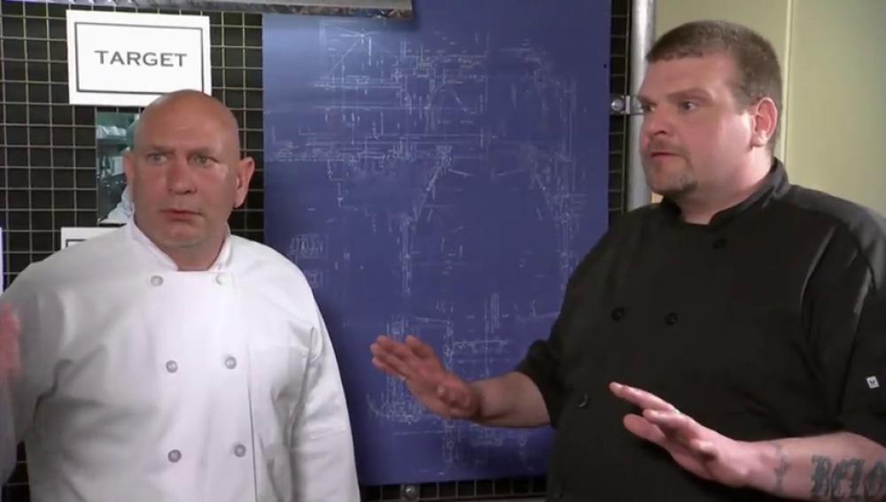 Frame 42.601837 de: El mal carácter del chef repercute en sus platos