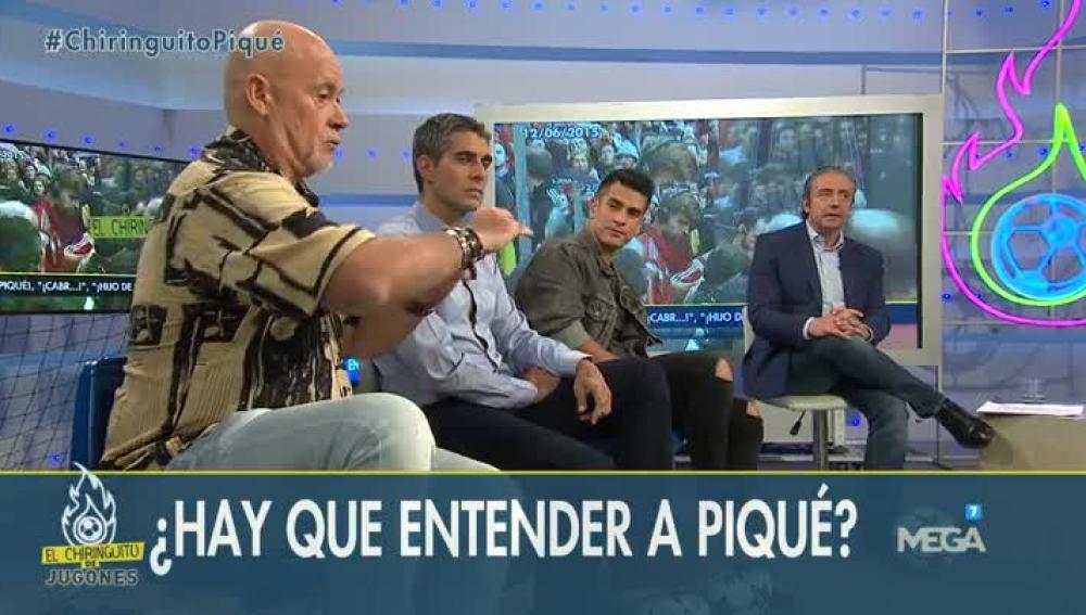 Debate en El Chiringuito