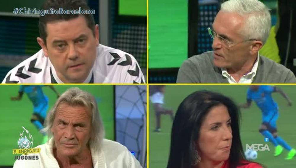 Neymar, a debate en El Chiringuito