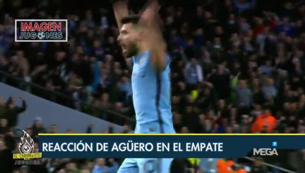 Reacciones a los goles del City Barça