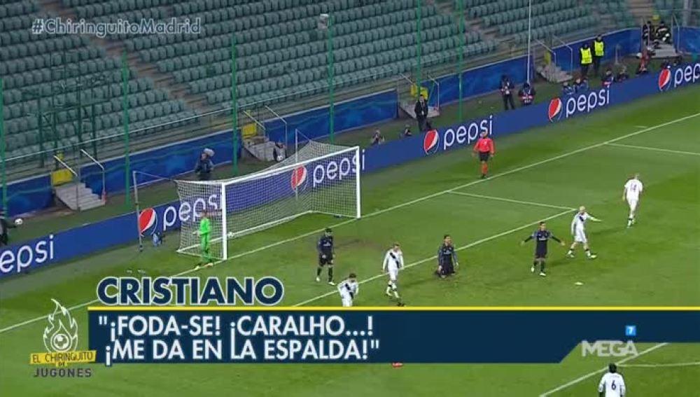 Los sonidos del Legia Madrid