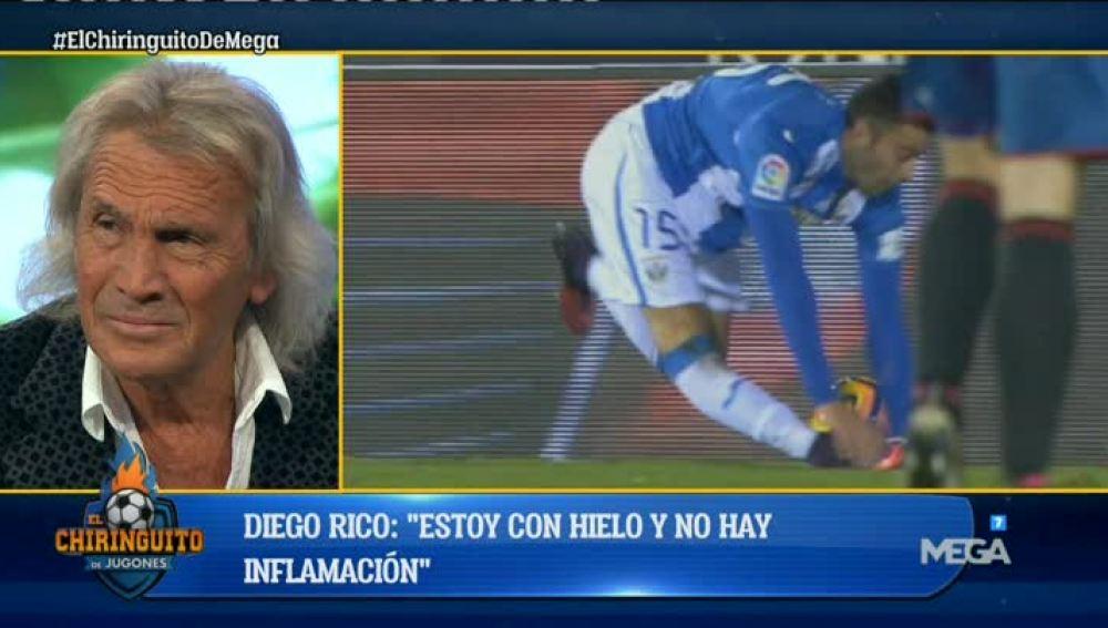 Conexión con Diego Rico