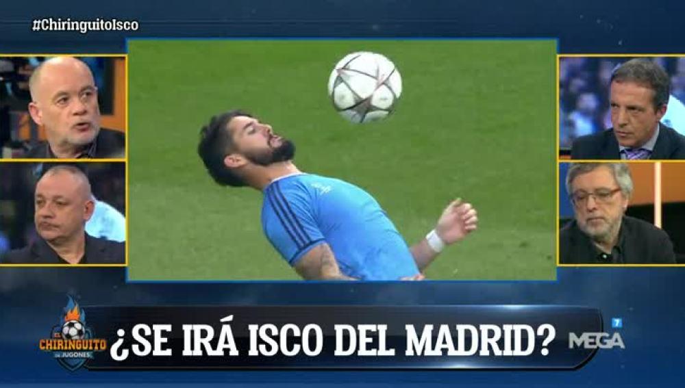 ¿Se irá Isco del Madrid?