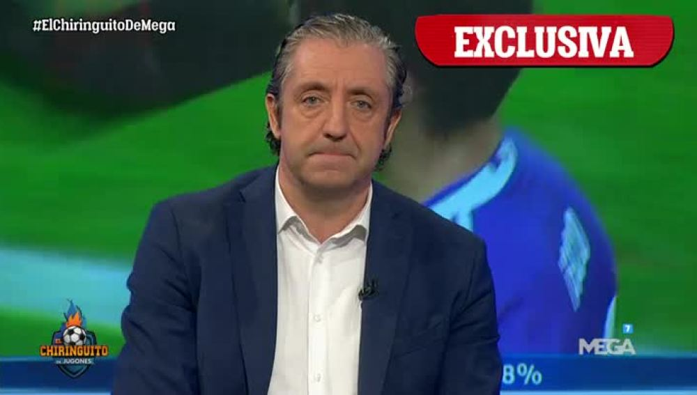 La exclusiva de Josep Pedrerol