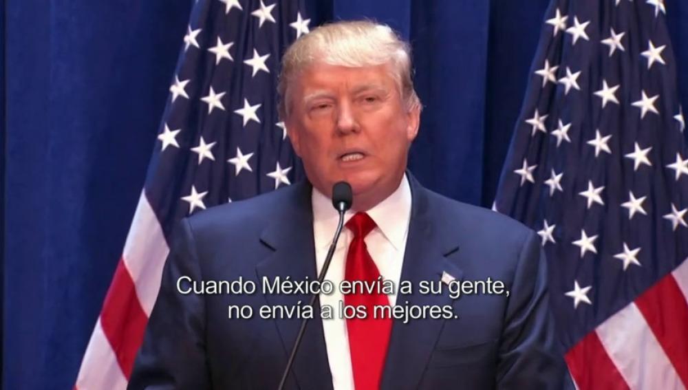 Frame 24.475739 de:  El discurso de los violadores mexicanos no estaba en el guión