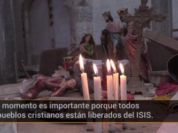 Frame 147.335131 de: En el norte de Irak se ha producido un genocidio contra los cristianos