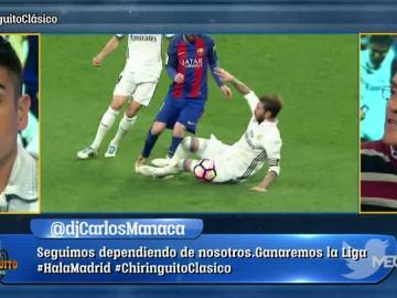 La victoria del Barça en el Clásico, a debate