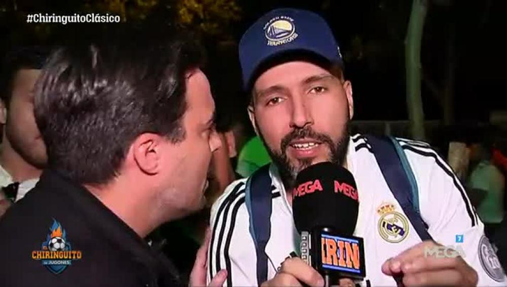 Mega tv la afici n madridista cr tica con zidane y bale for Puerta 44 bernabeu