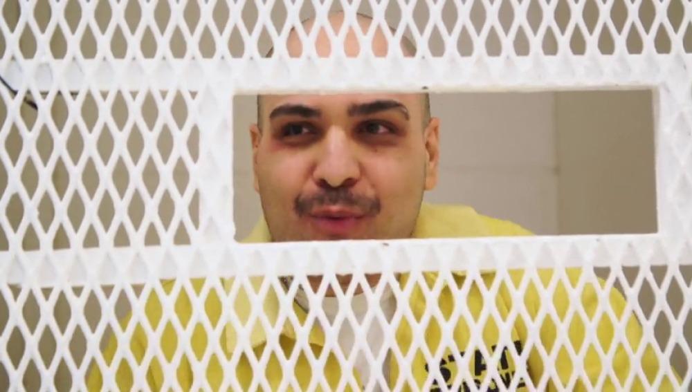 Frame 61.502509 de: La dificultad de trabajar con presos con problemas mentales