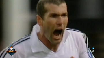 Se cumplen 15 años del gol de Zidane