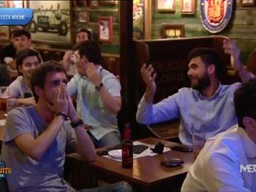 Así vivió Barcelona la victoria del Madrid