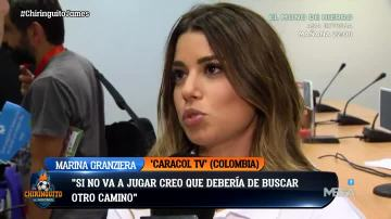 La prensa colombiana opina sobre James