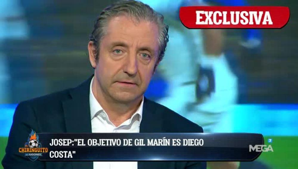 Exclusiva de Josep Pedrerol