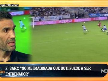 Fernando Sanz en El Chiringuito