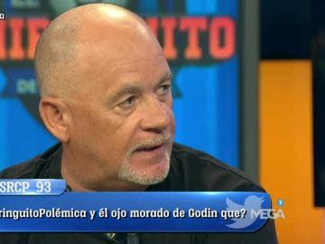 Alfredo Duro en El Chiringuito
