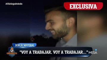 Borja Mayoral