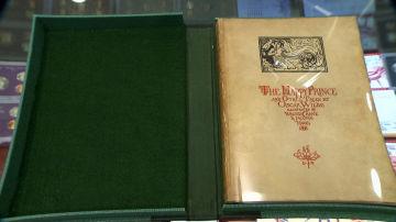 Libro de Oscar Wilde